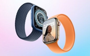 The Apple Watch Series 7 goes on pre-order this Friday, will be available next Friday