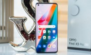 Oppo reveals global rollout schedule for ColorOS 12 beta, starts with Find X3 Pro today