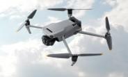 "DJI Mavic 3 drone with 4/3"" main camera and 12 MP tele camera leaks"