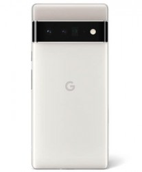 Google Pixel 6 Pro in Cloudy White