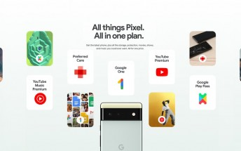 Google Pixel Pass gets you a Pixel 6 or 6 Pro and a bunch of services from $45 per month