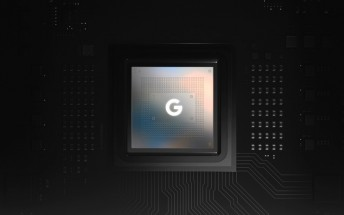 Google Tensor chipset announced with barely any official details