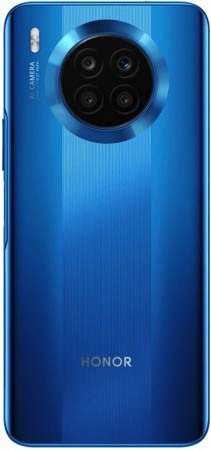 Honor 50 Lite in blue and black colors (images: WinFuture)