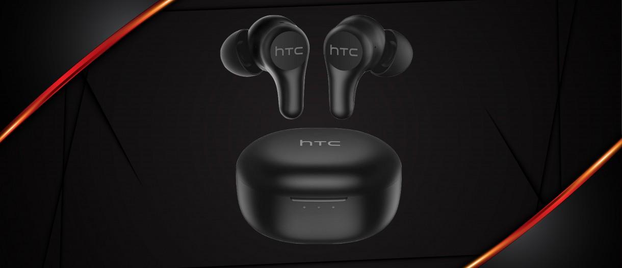 gsmarena.com - Michail - HTC True Wireless Earbuds Plus offer ANC and IPX5 rating - GSMArena.com news