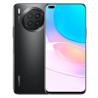 Huawei nova 8i in Moonlight Silver and Starry Black (images: Huawei)