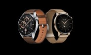 Huawei Watch GT 3 and FreeBuds Lipstick announced