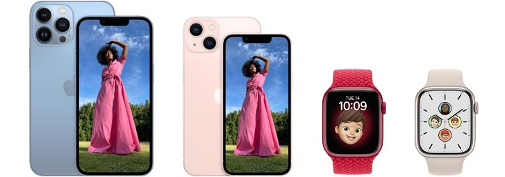iPhone 13 series now available in second wave of countries, Apple Watch Series 7 goes on pre-order