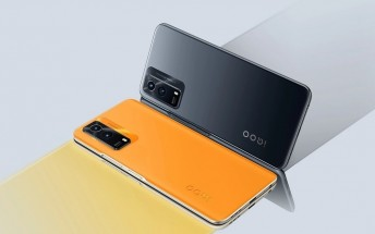 iQOO Z5x announced with Dimensity 900, 50MP camera, and 120Hz screen
