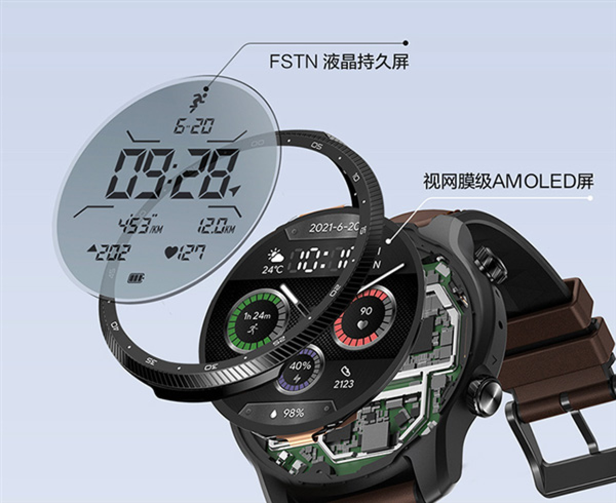 Mobvoi launches TicWatch Pro X in China with Snapdragon Wear 4100