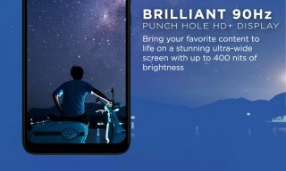 Motorola Moto E40 at a glance