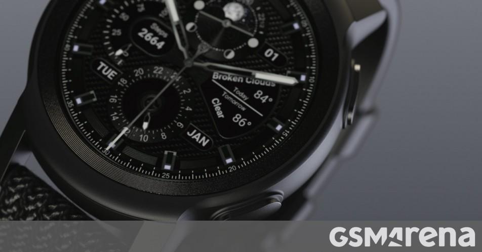 Motorola's Moto Watch 100 is going to be a premium-looking budget smartwatch - GSMArena.com news - GSMArena.com