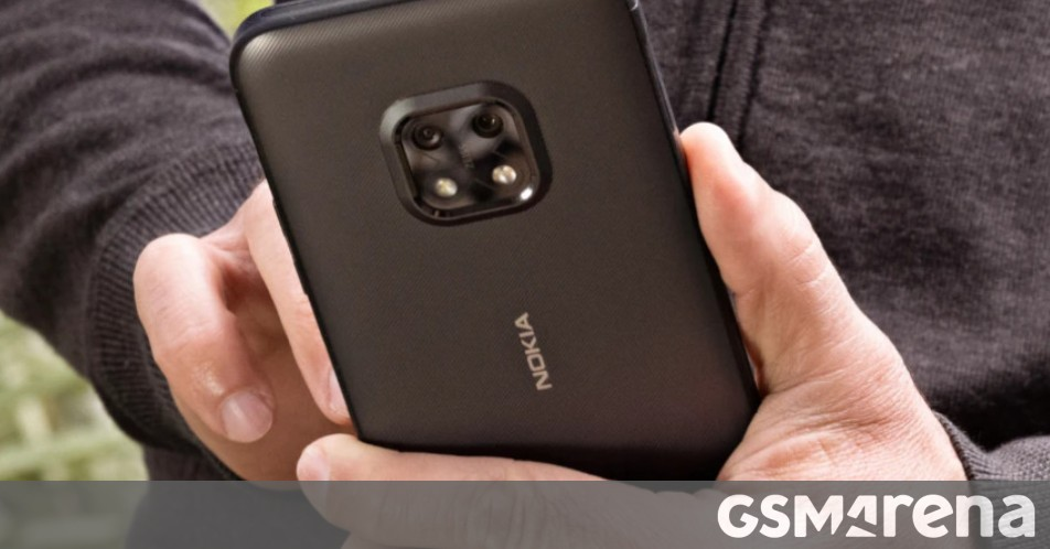 Rugged Nokia XR20 lands in India