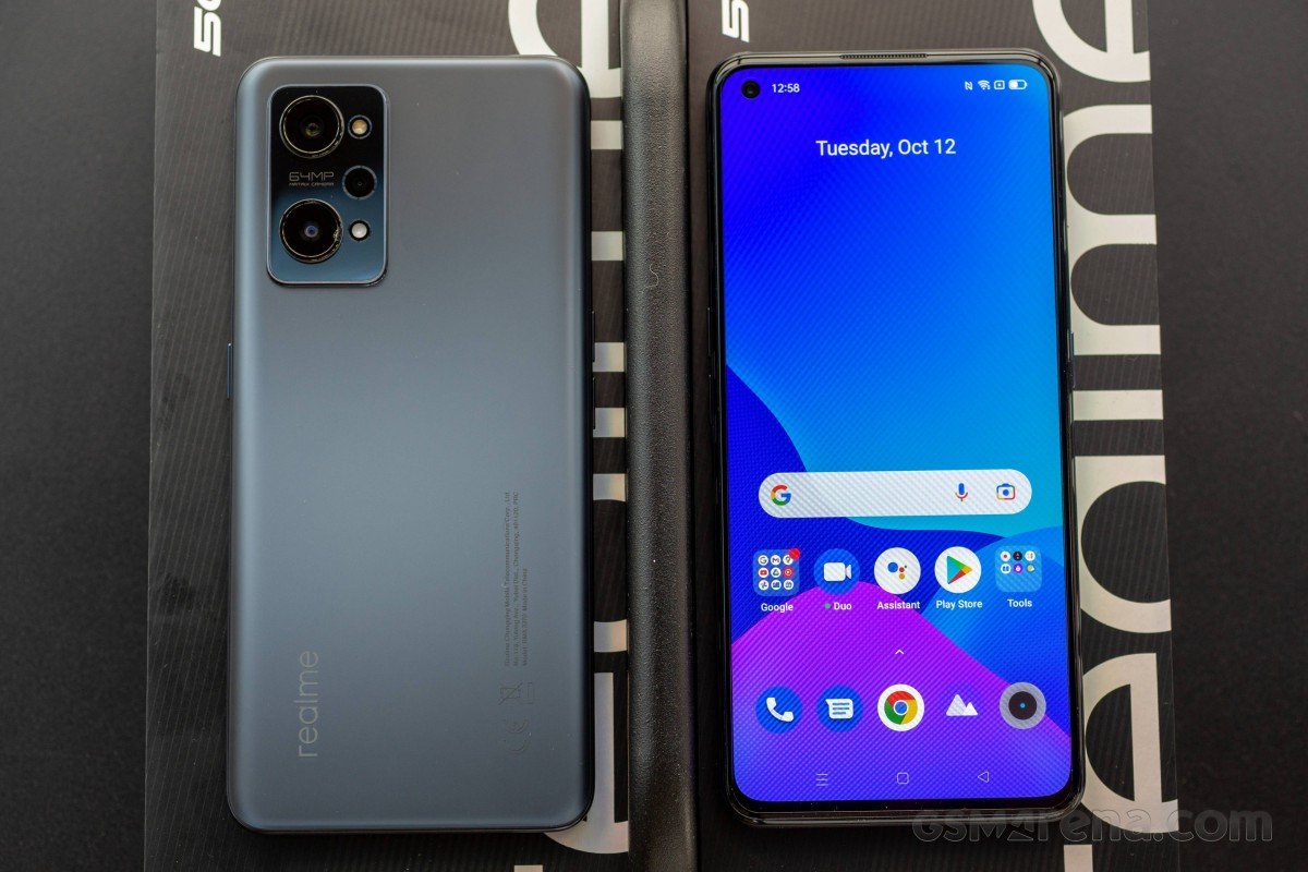 Realme GT Neo2 in for review