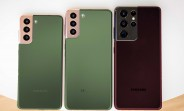 Samsung Galaxy S22 Ultra to come in a green color too