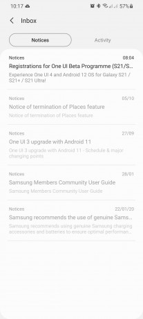 The new One UI 4.0 beta for the Galaxy S21 series reaches the UK
