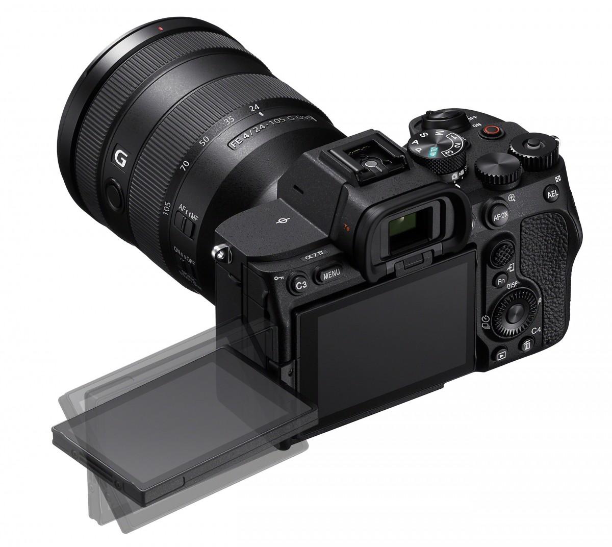 Sony anuncia A7 IV con sensor de 33 megapíxeles y video 4K 60