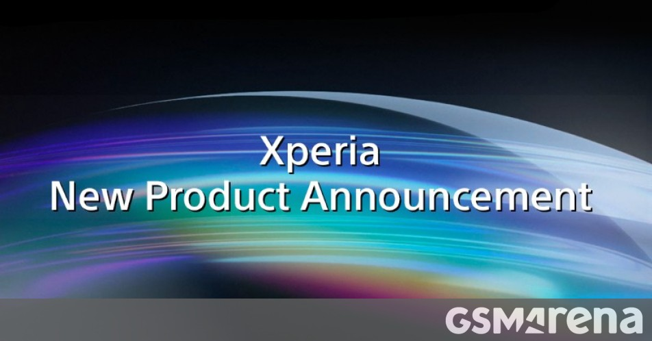 Watch the new Sony Xperia flagship debut live - GSMArena.com news - GSMArena.com