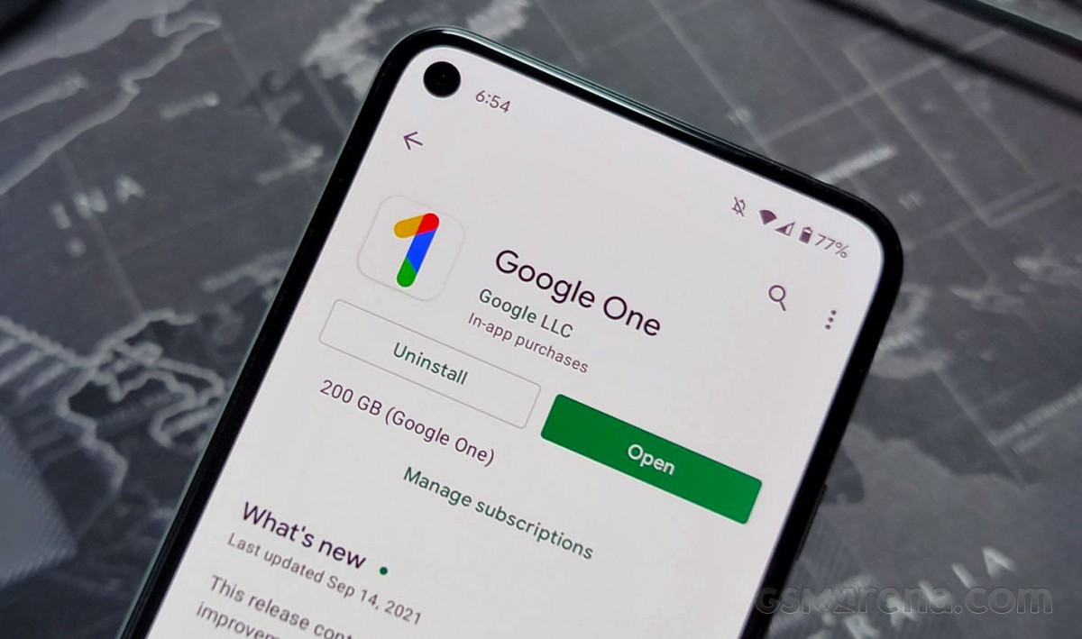 T-Mobile unveils exclusive Google One Storage plan: $5/month for 500GB