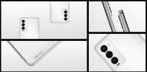 Tecno Camon 18P jest dostępny w kolorze Ceramic White