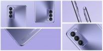 Tecno Camon 18 będzie dostępny w tych samych kolorach: Iris Purple
