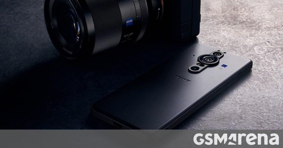 Sony Xperia PRO-I brings 1.0-inch sensor and variable f/2.0-4.0 aperture - GSMArena.com news - GSMArena.com