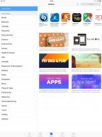 Apple Ipad Pro review: App store