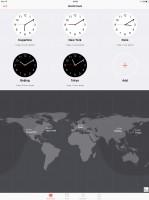 Apple Ipad Pro review: Clock