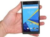 Blackberry Priv review: BlackBerry Priv in the hand