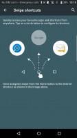 Blackberry Priv review: Convenient shortcut scheme
