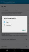 Blackberry Priv review: Priv camera settings