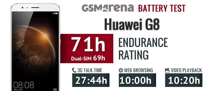 Huawei G8 review