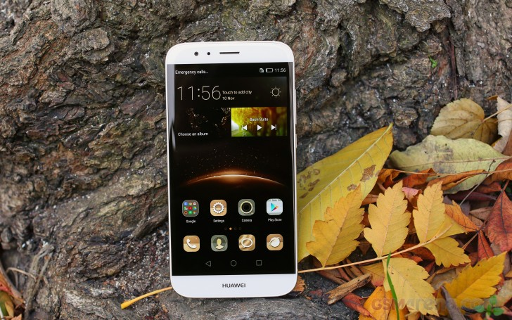 Huawei G8 review: Elegantly relegated: User interface