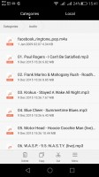 The File Manager - Huawei G8 review