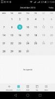 Calendar - Huawei G8 review
