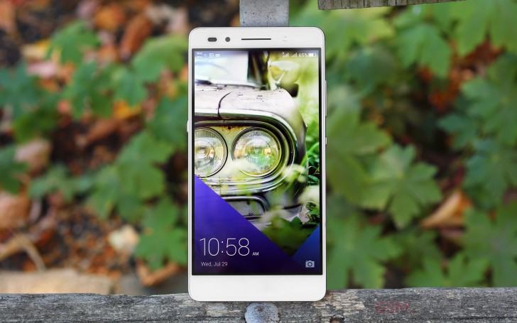 Huawei Honor 7 review: Rags to riches - GSMArena com tests