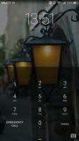 Huawei Mate S review: Lock Screen