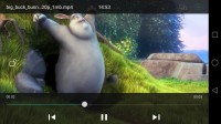 Huawei Mate S review: Simplistic video player with few options