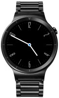 Huawei Watch review: Tabbed main interface