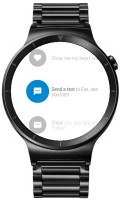 Huawei Watch review: Quick actions in the rightmost pane