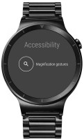 Huawei Watch review: Accessibility mode is basically a magnifier