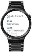 Huawei Watch review: Agenda app