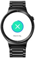 Huawei Watch review: Find my phone *Alarm app