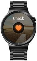 Huawei Watch review: Heart rate monitoring