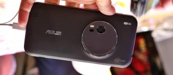 Asus Zenfone Zoom, Zenfone Max, ZenWatch2: Asus at IFA 2015