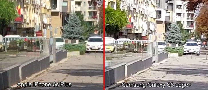 Apple iPhone 6s Plus vs  Samsung Galaxy S6 edge+: Double