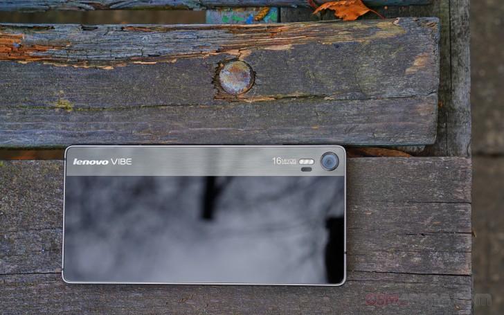 Lenovo Vibe Shot review