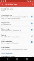 LG Nexus 5x review: Gmail