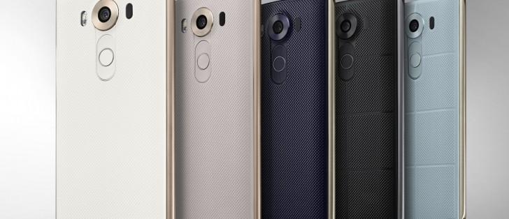 LG V10 review: Time-saver edition - GSMArena com tests