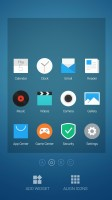 Meizu Pro 5 Review review: Organizing the homescreen