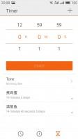 Meizu Pro 5 Review review: Clock